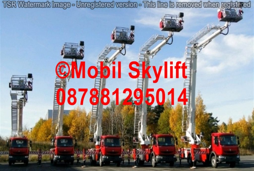 Sewa Mobil Skylift