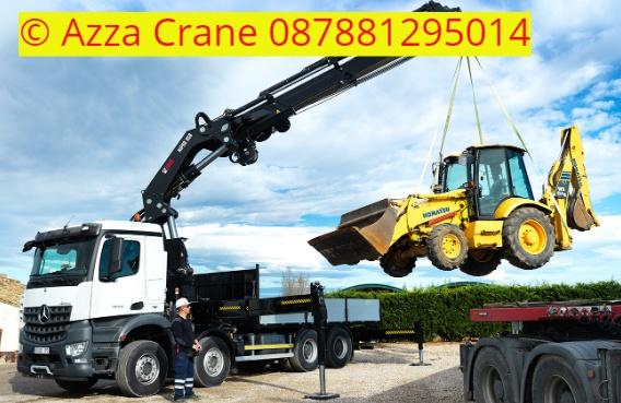 Sewa Hiab Crane